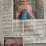 Vantaan Sanomat 26.10.2005